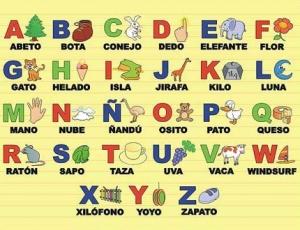 abecedario 1
